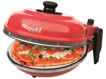 Pizzaoven Optima Napoli rood
