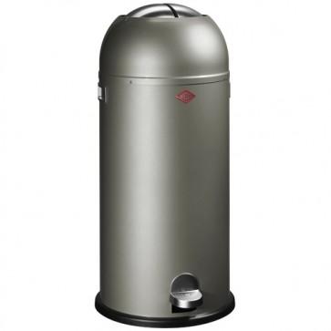 Wesco Kickmaster Maxi 40L nieuw zilver