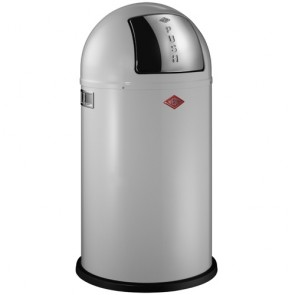 Wesco pushboy 50l wit